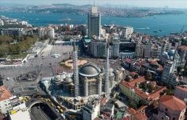Taksim Camisi'nin ince