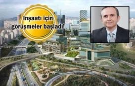 Türkiye Varlık Fonu, İstanbul Finans Merkezi'ne ortak oluyor!
