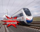 Sürat Demiryolu Hattı 2018'de devreye girecek!