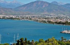 Fethiye'de 12.2 milyon TL'ye icradan satılık gayrimenkul!
