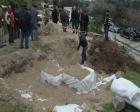 Bodrum İçme Suyu İsale Hattı kazılarında 2 bin 500 yıllık mezar bulundu!