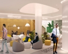 I-AM, Greenox Urban Residence'ın iç mimari tasarımını üstlendi!