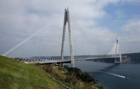 Yavuz Sultan Selim Köprüsü'ne 1,5 milyar TL, karayollarına 7 milyar TL ödeme!