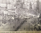 1964 yılında Karaköy Yeraltı Geçidi'nin inşasına başlanmış!