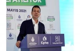 Ekrem İmamoğlu: Duran metro hatlarının maliyeti 11 milyar TL!