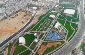 Hasan Celal Güzel Kültür ve Spor Vadisi tamamlandı!