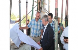 Gaziantep Şahinbey'e yeni sosyal tesis yatırımı!