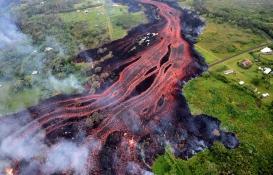 Kilauea Yanardağı nedeniyle 1.700 kişi güvenli alanlara taşındı!