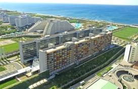 Antalya Kervansaray Lara Otel 495 milyon TL'ye icradan satılıyor!