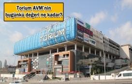 Torium AVM'nin piyasa değeri ne kadar?