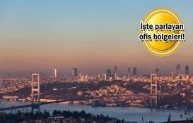 İstanbul'da ofis fiyatları hangi ilçelerde arttı?