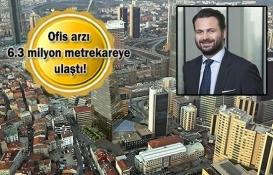 İstanbul'da 151.9 bin metrekare yeni ofis alanı pazara girdi!