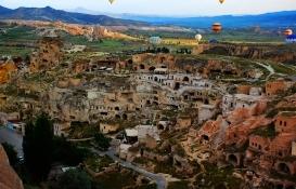 Kapadokya'da sit alanları imara mı açılıyor?