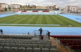 Burhan Felek Atletizm Stadı cumartesi günü açılıyor!