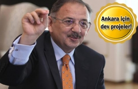 Mehmet Özhaseki 111 projesini bugün açıklıyor!