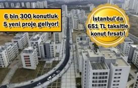 TOKİ İstanbul 2019 projeleri nerede, başvuru şartları neler?