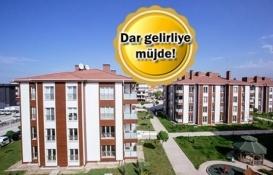 TOKİ'den 10 bin lira peşinat, 410 lira taksitle ev fırsatı!