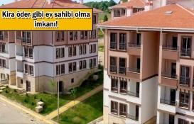TOKİ'den dar gelirliye 461 TL taksitle ev sahibi olma fırsatı!