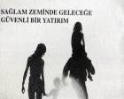 2001 yılında Hadımköy'de 200 milyon lira taksitle arsa!