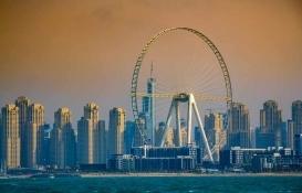 Dünyanın en büyük dönme dolabı Ain Dubai 2020'de açılacak!