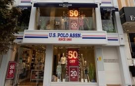 US Polo, Laleli'de 5 katlı mağaza açtı!