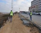 Rumeli Üniversitesi çevresinde asfalt çalışmaları başladı!