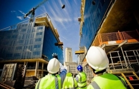 İnşaat sektörü güven endeksi yüzde 33,1 yükselişle 78'e çıktı!