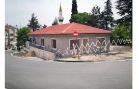 Bursa Osmangazi'ye spor kulübü ve muhtarlık binası inşa ediliyor!