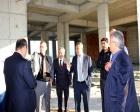 ÇOMÜ Ayvacık Meslek Yüksekokulu binası inşaatında son durum!