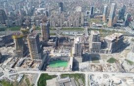 Merkez Bankası'nın İFM'deki yeni bina inşaatında son durum!