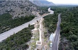 Korkuteli-Antalya karayolu surların altından inşa edilecek alt geçitle bağlanacak!