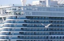 Dünyanın en büyük yatında daire fiyatları 9.5 milyon Euro'dan başlıyor!