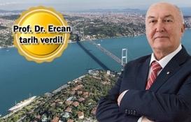 Övgün Ahmet Ercan: İstanbul'da iki deprem bekliyorum!
