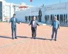 Aslan Bilgi: Ahmet Piriştina Meydanı yeniden düzenlensin!