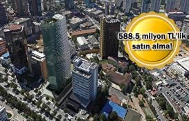 Doğuş GYO, Maslak Ofis Binası ve Doğuş Center Etiler'i satın aldı!