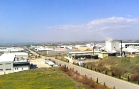 Manisa Salihli OSB'de fabrika inşaatları yükseliyor!