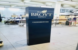 Broyt Suites Caddebostan açılıyor!