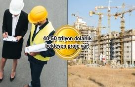 Türk müteahhitler üçüncü pazarlara yöneliyor!