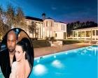 Kim Kardashian ile Kanye West çifti Kaliforniya'daki evini sattı!
