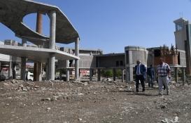 Isparta'da yarım kalan inşaat projeleriyle ilgili flaş karar!