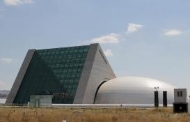 Cumhurbaşkanlığı Senfoni Orkestrası binasını inşaatında son durum ne?