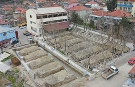 Denizli Bozkurt'a yeni sosyal tesis!