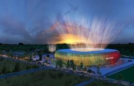 Senegal Olimpiyat Stadyumu'nun tasarımı Tabanlıoğlu Mimarlık'tan!