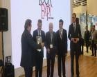 Kemer'e En iyi Turizm Ödülü verildi!