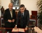 Ege Yapı, Kartal Belediyesi'ne satış ofisini bağışladı!