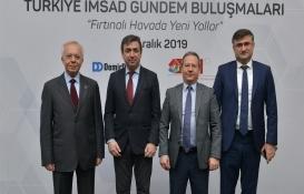 Türkiye İMSAD Gündem Buluşmaları: Fırtınalı havada yeni yollar!