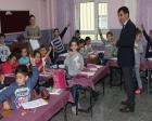 Mehmet Özdemir Nebioğlu İlkokulu inşaatını inceledi!