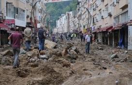 Giresun'daki 45 binadaki 141 bağımsız bölüm ağır hasarlı!
