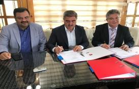 Amasya Teleferik Projesi için imzalar atıldı!