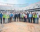 Dursun Türk: Hibrit çimini Adana stadı için de uygulayacağız!